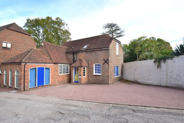 Thumbnail Office for sale in Wickham Road, Fareham