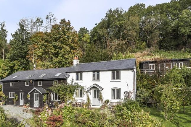 Thumbnail Cottage for sale in Llangunllo, Knighton, Powys