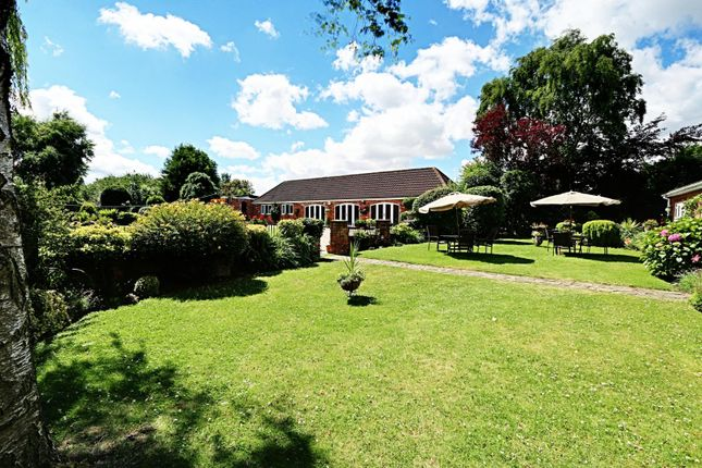 Thumbnail Detached house for sale in Great Gutter Lane West, Willerby, East Yorkshire