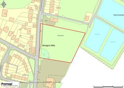 Thumbnail Land for sale in Land On Wolverhampton Road, Wolverhampton Road, Cannock, Staffordshire