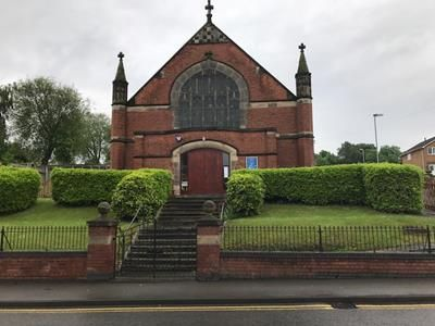 Thumbnail Leisure/hospitality for sale in Holy Rosary Church, Main Street, Stapenhill, Burton Upon Trent, Staffordshire