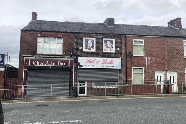 Thumbnail Commercial property for sale in 337 Oldham Road, Middleton, Manchester