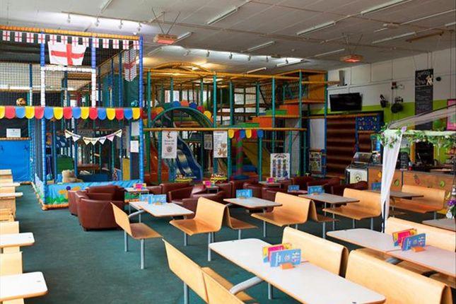 Thumbnail Commercial property for sale in Children's Soft Play Centre DE56, Belper Mills, Derbyshire