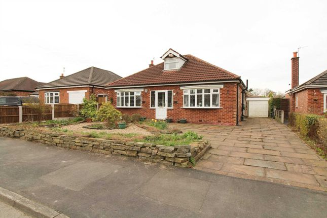 Thumbnail Detached bungalow for sale in Thornway, Bramhall, Stockport