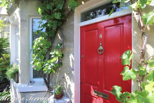 Terraced house for sale in Melrose Terrace, Fairfield Park, Bath