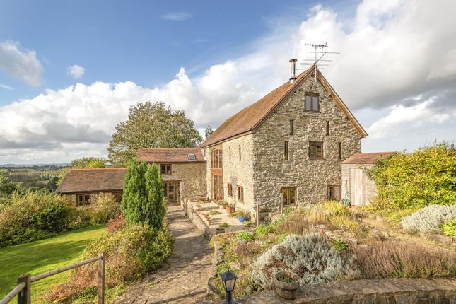 Thumbnail Detached house for sale in Upper Dormington, Hereford