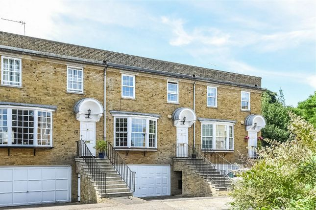 Thumbnail Terraced house for sale in Hogarth Way, Hampton