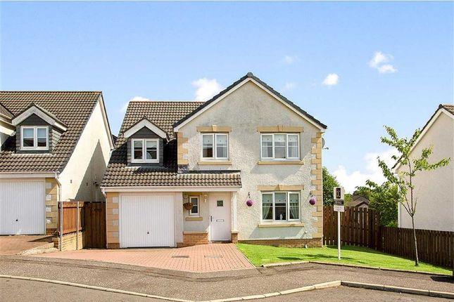 Thumbnail Detached house for sale in Singers Place, Bonnybridge, Stirlingshire