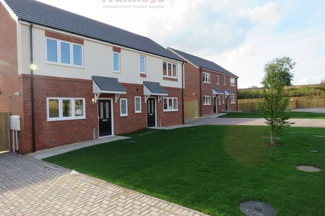 Thumbnail Semi-detached house for sale in Waterford Meadows, Kingfisher Close, Cherry Willingham