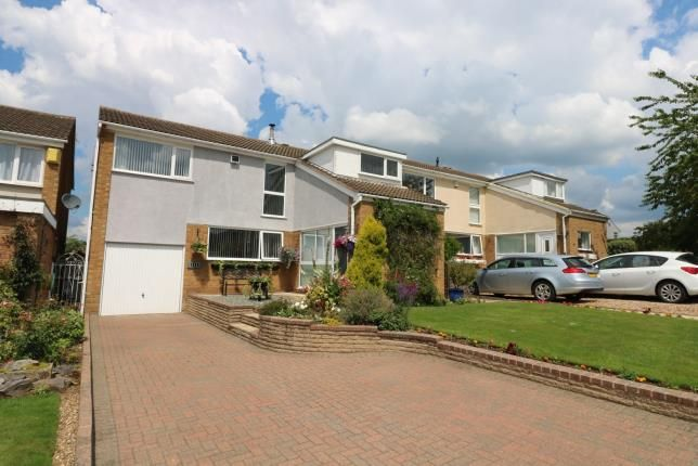 Thumbnail Detached house for sale in Coverside Road, Great Glen, Leicester, Leicestershire