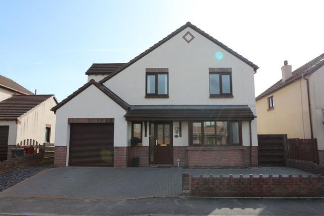 Thumbnail Detached house for sale in Parklands Drive, Askam-In-Furness