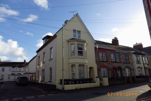 Thumbnail Studio to rent in Summerland Street, Barnstaple