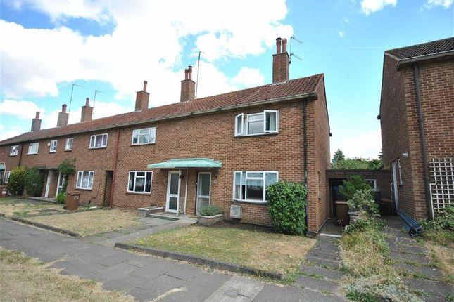 Thumbnail End terrace house for sale in Edward Watson Close, Harborough Road, Kingsthorpe, Northampton