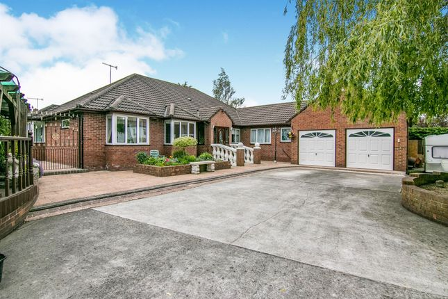 Thumbnail Bungalow for sale in Ford Road, Upton, Wirral