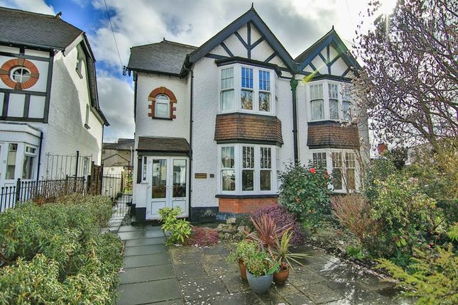 Thumbnail Semi-detached house for sale in Hereford Road, Abergavenny
