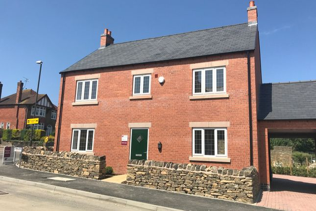 Thumbnail Detached house for sale in Frecheville Drive, Off Bullbridge Hill, Fritchley, Belper