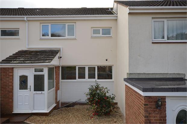 Thumbnail Terraced house to rent in Velland Avenue, Barton, Torquay, Devon.