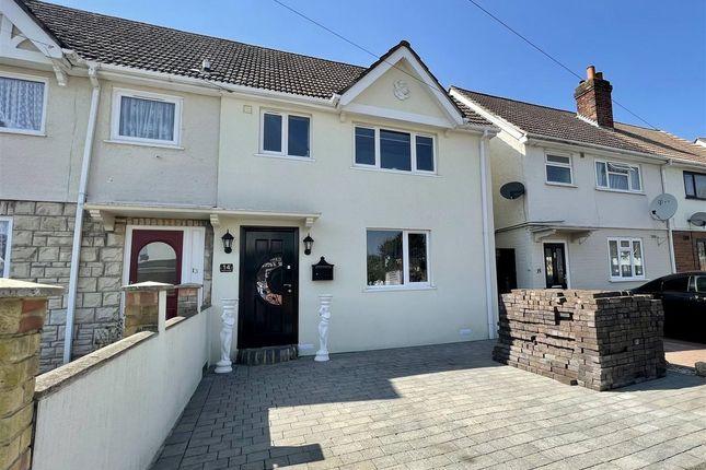 Semi-detached house for sale in Dagnall Crescent, Uxbridge