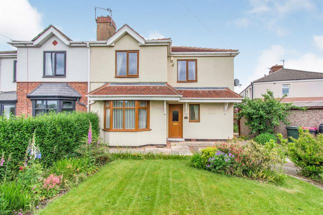 3 bed semi-detached house for sale in Sandygate, Wath-Upon-Dearne, Rotherham S63