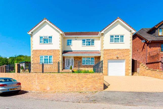 5 bed detached house for sale in Springfield Rise, Treharris CF46