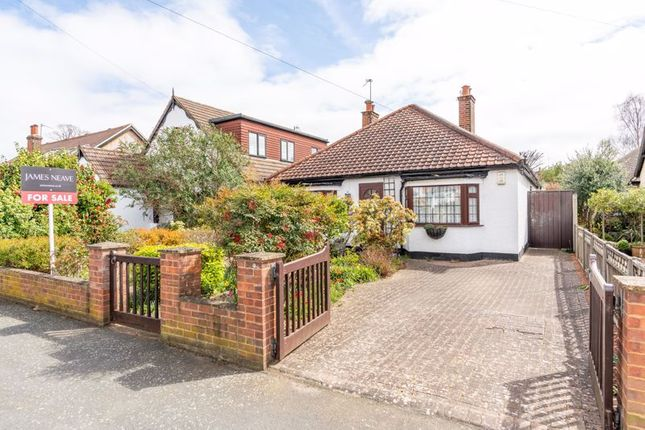 2 bed detached bungalow for sale in Dale Road, Walton-On-Thames KT12