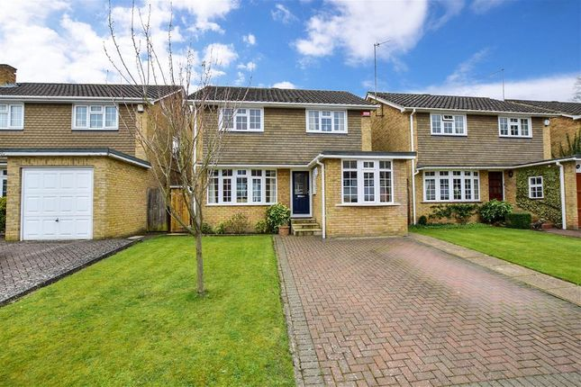 Thumbnail Detached house for sale in Stanmore Court, Canterbury, Kent