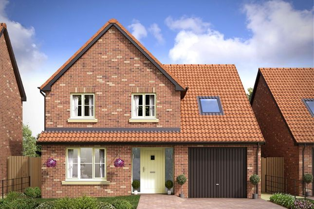 Thumbnail Detached house for sale in Plot 23 Farefield Close, Dalton, Thirsk