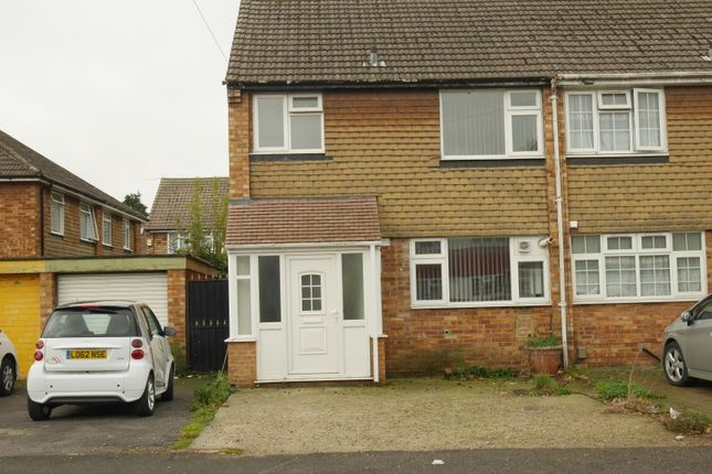 Thumbnail End terrace house to rent in Cranford Lane, Harlington