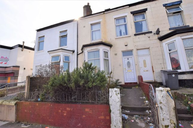 5 bed terraced house for sale in Grosvenor Street, Blackpool FY1