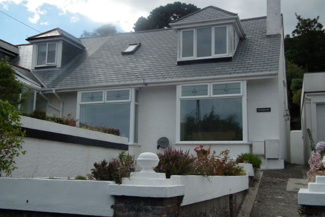 Thumbnail Bungalow for sale in Portuan Road, West Looe
