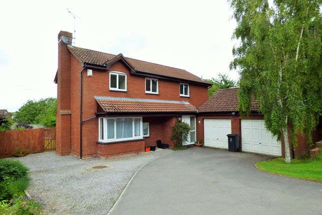 Thumbnail Detached house to rent in Romney Way, Swindon