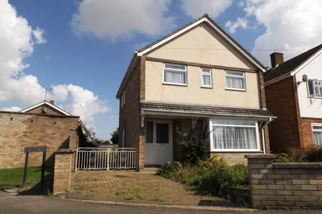 Thumbnail Detached house for sale in Cambridge, Cambridgeshire, United Kingdom