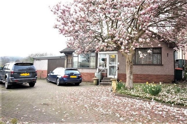 Thumbnail Detached house for sale in St John's Crescent, Rogerstone, Newport