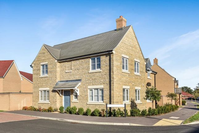 Thumbnail Detached house to rent in Bicester, Oxfordshire