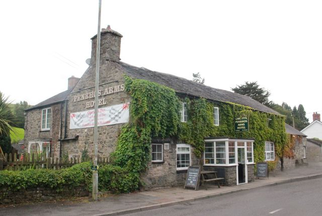 Thumbnail Leisure/hospitality for sale in Cemmaes, Machynlleth