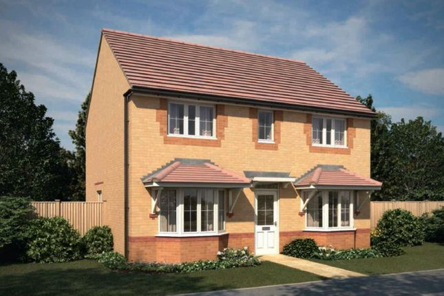 "Thumbnail Detached house for sale in ""Thame"" at Hampton Dene Road, Hereford"
