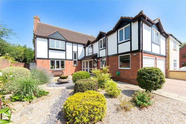 Thumbnail Detached house for sale in Tyle Green, Emerson Park