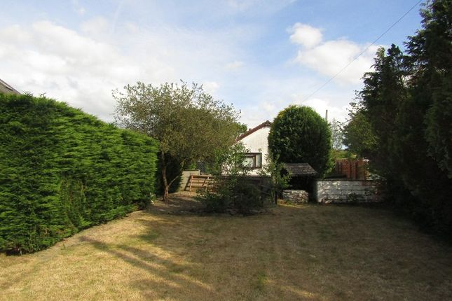 Thumbnail Detached bungalow for sale in Ty Mawr, Llanybydder, Carmarthenshire.