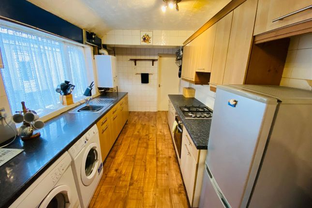Kitchen of Rosehill Terrace, Rawcliffe Bridge, Goole DN14