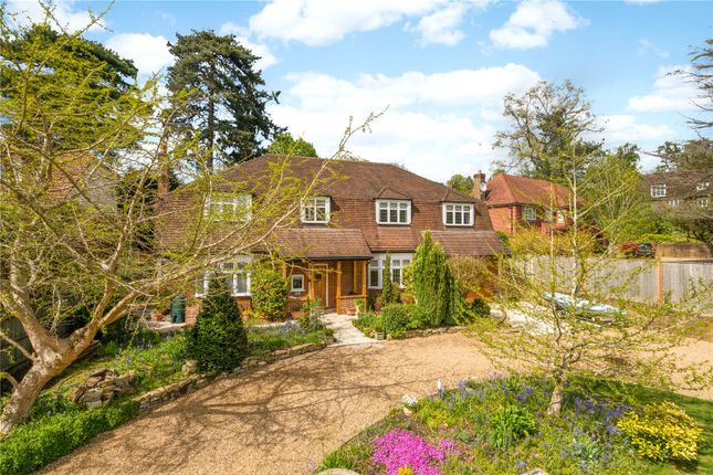Thumbnail Detached house for sale in Northfield Place, Weybridge, Surrey