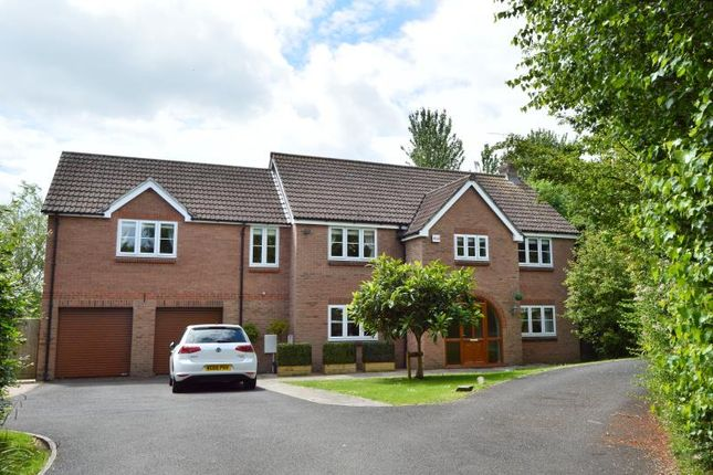 Thumbnail Detached house for sale in Brendons, Bishops Lydeard, Taunton, Somerset