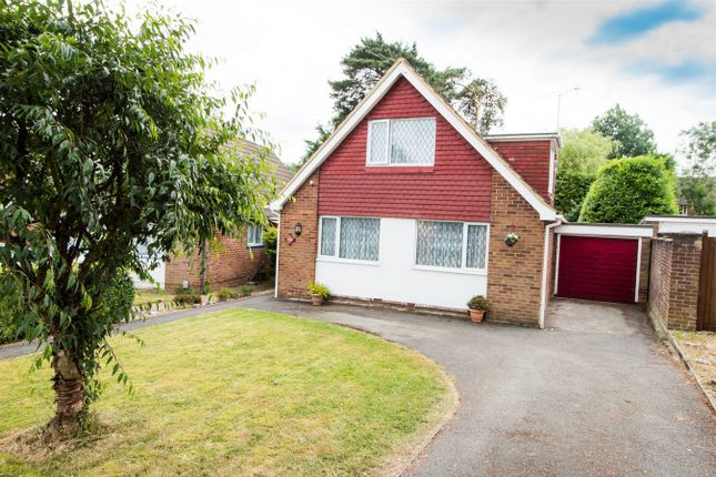 Thumbnail Detached house for sale in Oakfield Road, Blackwater, Camberley