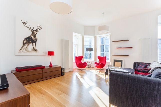Thumbnail Duplex for sale in Simpson Loan, Quartermile, Edinburgh