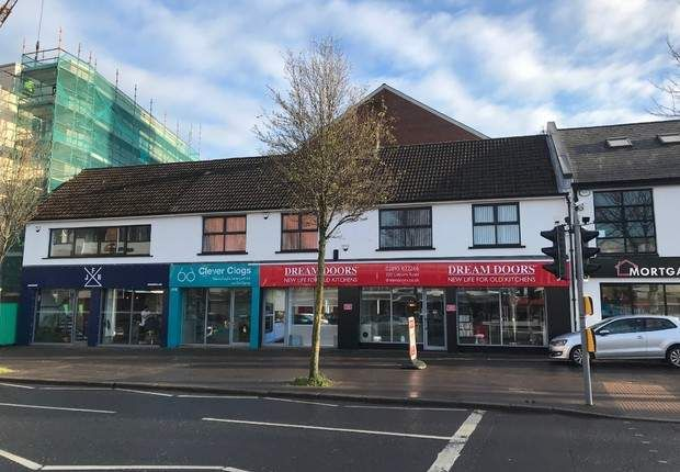 Thumbnail Retail premises to let in Ground & First Floors, 218 Lisburn Road, Belfast, County Antrim
