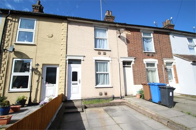 Thumbnail Terraced house for sale in Wherstead Road, Ipswich, Suffolk