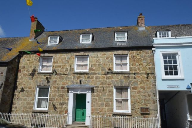 Thumbnail Terraced house for sale in Coinagehall Street, Helston, Cornwall
