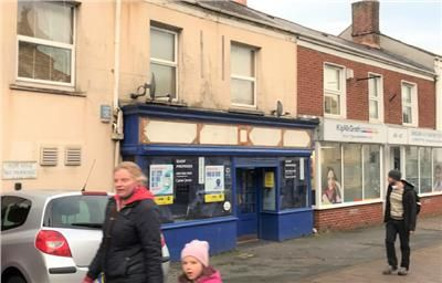 Retail premises to let in 43 Fore Street, Heavitree, Exeter, Devon