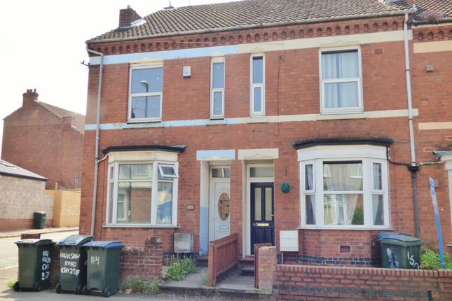 Thumbnail Terraced house for sale in Gulson Road, Coventry
