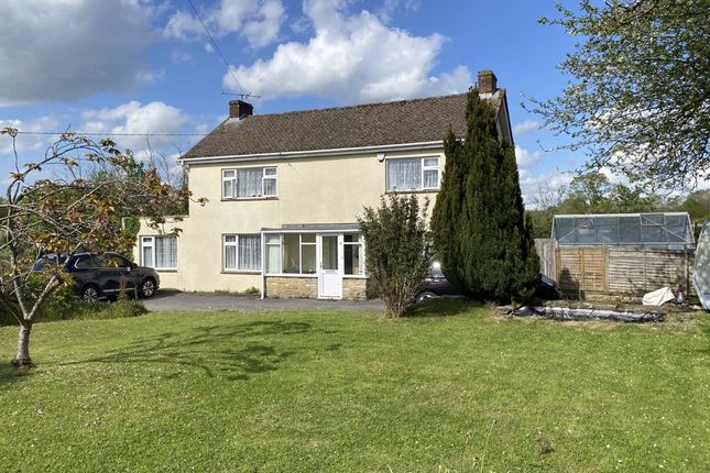 Thumbnail Detached house for sale in Woodmarsh, North Bradley, Wiltshire