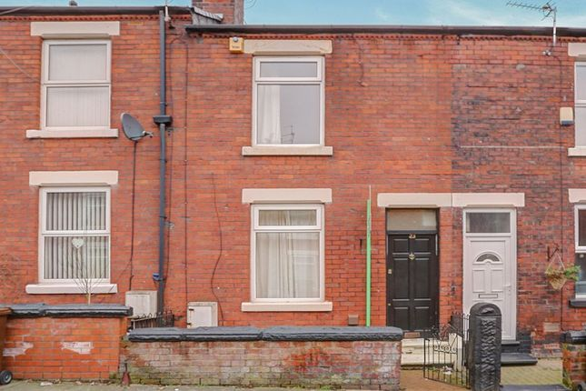 Thumbnail Terraced house to rent in Park Lane West, Pendlebury, Swinton, Manchester